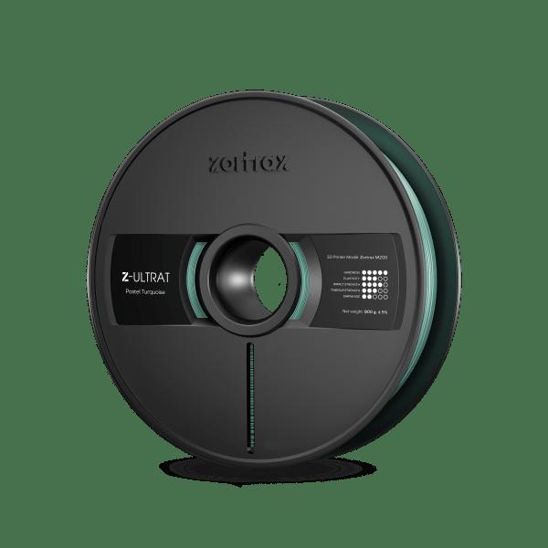 [tag] Zortrax Z-ULTRAT – 1.75mm – 800g – Pastel Turquoise Zortrax Filament
