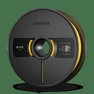 [tag] Zortrax Z-HIPS – M300 – 1.75 mm – 2 kg – Yellow Zortrax Filament
