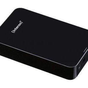 [tag] Intenso Memory2Move WiFi Nas-Server 500GB Eksterne harddiske