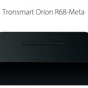 [tag] Tronsmart Orion R68 Meta Android Mediecenter / mini PC Mini PCer efter brands