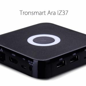 [tag] Tronsmart Ara IZ37 mini PC med Android & Windows 10 Dual OS Mini PCer efter brands