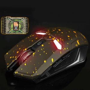 [tag] Iron Man Gaming Mus – Gul Gamer mus