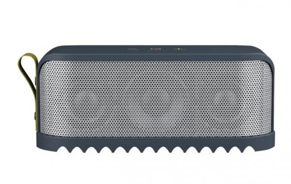 [tag] Jabra Solemate Bluetooth Højtaler-Grå hoektalere