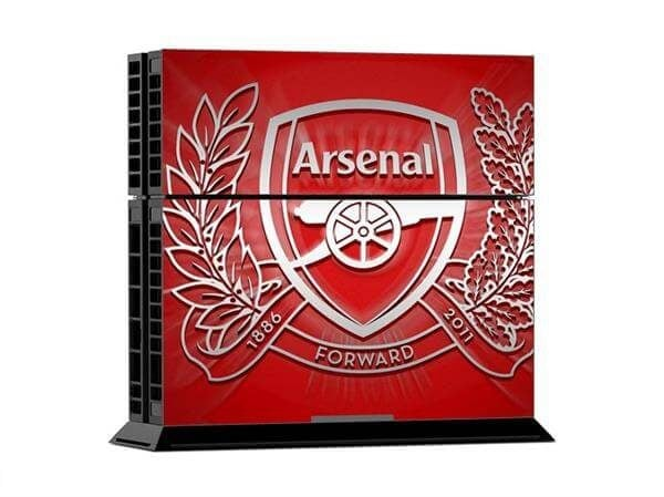 [tag] Arsenal Skin til PS4 Gaming