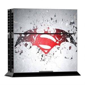 [tag] Batman vs. Superman Skin til Playstation 4 Gaming