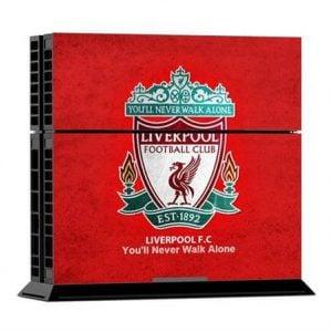 [tag] Liverpool FC Skin til Playstation 4 Gaming