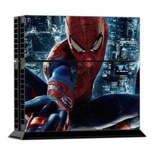 [tag] Spiderman skin til Playstation 4 Gaming